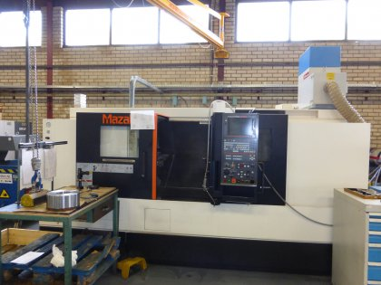 Mazak Quick Turn Smart 300